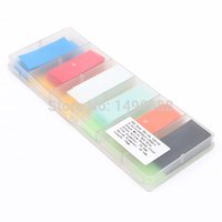 Wholesale Lowest Price Colorful MM MM PVC Heat Shrink Tubing Tube For Battery Insulation Materials Elements