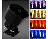 Wholesale New LED CO2 Jet Cannon Fog Machine pc Only CO2 Jet Generator Jet Projector Speical Effects