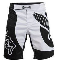 Wholesale China manufacture cheap price custom blank mma shorts original hayabusa sublimated mma shorts