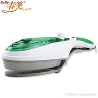 Wholesale Kelly Fashion Brush Iron Machine Clothes Clothing Steamer Iron Lowest Factory Price Garment Steamer A3