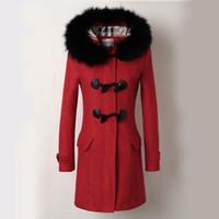 Cheap horn button Best long overcoat