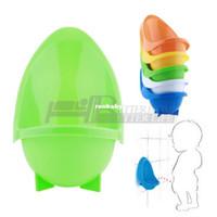 Wholesale 1pc Baby Kids Toddler children Bathroom Pee Trainer Children Potty Urinal Toilet Training Kids Urinal Plastic yks