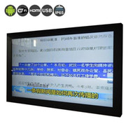 Wholesale Silver magic Mirror Inch Outdoor TV Waterproof Advertising Display TV Hot Selling Bathroom Mirror TV