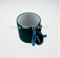 Wholesale Rubber fix jig heating cup mat wrap mold tool for d machine silicone clamp for d sublimation mugs heat press transfer OZ