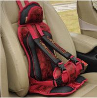 baby boy car seat covers - Safety Child Car Seat Portable Baby Ergonomics Design Car Covers Practical Soft Comfortable Safety Boys Girls Car Seats