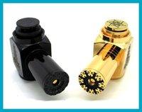 Cheap Hammer Pipe Mechanical Mod Kit E Pipe Mod Mechanical Hammer Battery Body For 510 Thread Atomizer E Cigarette Hammer Pipe Mechanical Mod
