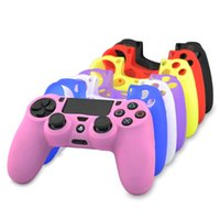 Cheap Silicone Cover Case for PS4 Dualshock Best PS4 Dualshock Case