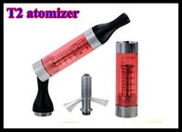 kanger tech - Original kagner T2 CC tank atomizer genuine kanger tech t2 clearomizer with changeable coil head