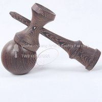 Wholesale FEDEX piece cm sword in the number of special sports toys wenge ball KENDAMAN top grade Chicken wing wood Boutique