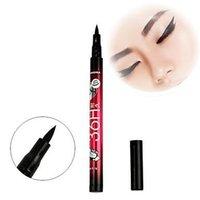 Wholesale New Black Waterproof Liquid Eyeliner Pen Black Eye Liner Pencil Makeup Cosmetic