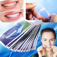 whitening tooth paste - 14Bags Professional teeth whitening strips Teeth whitening pastes Whitening tooth stick ZH0081
