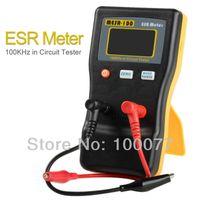 Wholesale HOT MESR ESR Meter R Professional ESR Capacitor Tester