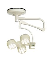 arm operations - LED Surgical Lamp Dual arm Ceiling type Three Apertures LED3T operation lamp medical lamp