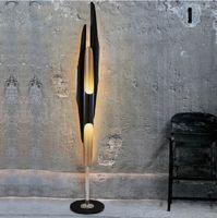 angle floor lamp - Modern Individuality Coltrane Floor Lamp Angle Aluminum Floor Lamp Bedroom Living Room Bedroom Floor Light New