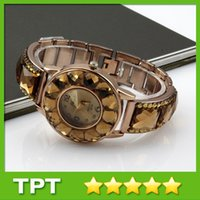 Wholesale Elegance Women Wristwatches Fashion Modern And Casual Wristwatches High Quality Alloy Material QuartzIn Movement In Sales Promotion WH052