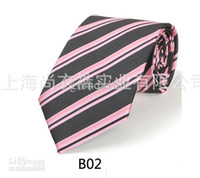 Wholesale top quaity neck tie Polyester Men NeckTies Men s formal wear business neck ties Wedding Gift