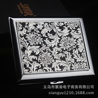 Wholesale Genuine STAR stellar convenient metal cigarette lighter rich variety of patterns mixed flower hair can hold cigarettes