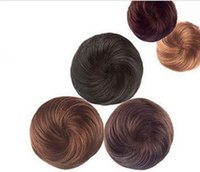 Wholesale Brand New Synthetic Hair Women Chignon Colors Chignon For Women
