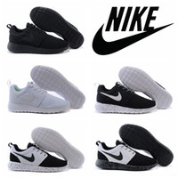 tennis shoes - 2015 Nike Men s Women s Roshe Run Running Shoes Original Mens Womens Running shoes Cheap Best Tennis Jogging Shoes