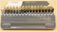 shade guide - 1 Set NEW Porcelain Dentist Dental Materials VITA Colors Shade Guide Teeth