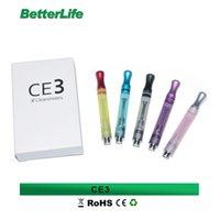 Cheap ce3 atomizer Best e cig clearomizer