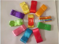 Wholesale 200 mix color Gym Dance Ribbon Rhythmic Art Gymnastic Streamer Baton Twirling Rod