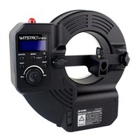 Wholesale New Godox WITSTRO AR400 Powerful Ring Flash Ws Strobe Flash Speedlite LED Light E5186A