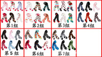Wholesale 18pairs baby cotton pantyhose socks kid s stocking tights girl s leggings for