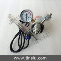 Wholesale V CO2 Regulator CO2 Gas Heater Gas Pressure Meter MIG welding Regulator