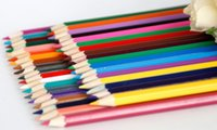 appliance art - PrettyBaby Colors Wooden Color Pencils for Secret Garden Coloring Books Drawing Painting School Appliance in stock
