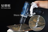 Wholesale 16 V lithium battery rechargeable Wireless mini electric drill bit multifunctional cordless electric screwdriver power tool set