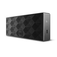 aluminium alloy structure - Original Xiaomi Portable Wireless Bluetooth Speaker Aluminium Alloy Structure Black Square Wireless Bluetooth Speaker BLACK