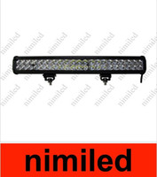 used trucks - car LED light bar W stainless steel bar used ATVs SUV truck Fork lift trains boat bus and tank HSA1939