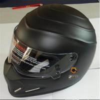 atv cart - Simpson style FRP New Design StarWars Carting Helmet CRG ATV Motorcycle Racing Helmets Full Face Exported to Japan S M L XL
