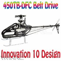 align flybarless - New Design TB DFC Kit Flybarless Belt Drive For ALIGN T REX PRO G CH Rc Helicopter
