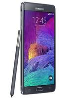 Precio de Notas t móviles-Reacondicionado Original Samsung Galaxy Nota 4 N910A N910T N910F N910P 3GB RAM 32GB ROM 4G FDD-LTE 16.0MP ATT T-Mobile EE.UU.