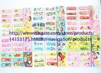 Wholesale set Cartoon magnetic bookmark Cute cartoon bookmarks novelty items Fridge Magnet Children gifts