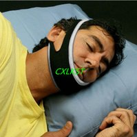 Wholesale Authentic Stop Snoring Solutions Chin Strap Anti Snore Jaw Belt Sleep Support Brand New Good Quality