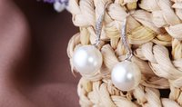Cheap pearl earrings Best dangle earrings jewelry