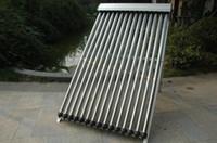 tubo de vacío tubo 15 de calor calentador de agua solar de colectores solares para la piscina, productos de energía solar sistema de