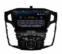 focus bluetooth gps - Pure Android HD din quot Car DVD Player for Ford Focus With GPS G WIFI Bluetooth IPOD TV Stereo Radio AUX IN