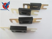 automotive electronic components - A Electronic Components Automotive New ANL Auto Fuse Gold Plated Thermal Car Fuses