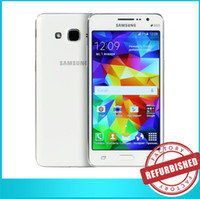 Wholesale 1x Samsung Galaxy Grand Prime DUOS G530H UNLOCKED GSM G Quad Core inch Screen Android RAM GB ROM GB Camera MP Built in Dual SIM