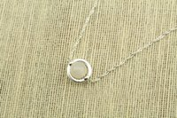 bella moon - 20pcs New Moon Bella pearl necklace jewelry fashion the Pearl can rotate