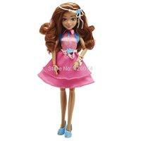 Birth-12 months audrey doll - New Original Fashion Descendants Signature Audrey Auradon Prep Figure Dolls For Girls quot CM Kids Toys Children Gifts