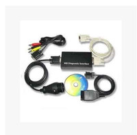 automotive control cable - MCU controlled Interface for Mercedes Benz Carsoft