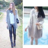 best faux fur vest - Best Selling Women Faux Fur Vest Winter Warm Coat Outwear Long Hair Jacket Waistcoat Tops Plus Size S XL