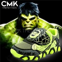 kids sneakers - CMK KS049 Extremely Personalized Superhero Style Kids Shoes Spiderman Antiskid Sneakers For Children Kids Casual Shoes Outdoor Shoes