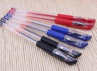 Wholesale Manufacturers European standard Gel Ink Pen MM pc box