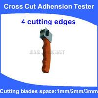 adhesion tester - Cross Hatch Adhesion Tester cross cut cross cut testes four cutting edges
